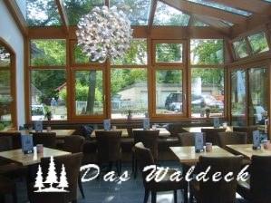 Das Cafe Waldeck
