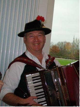 Roaga-Musiker Franz Rottenhuber senior